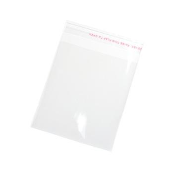 Transparenta plastpåsar, 7x10cm