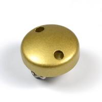 Mini-Träclips, guld