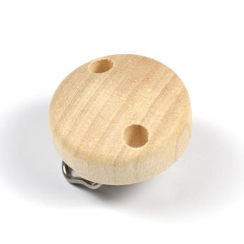 Mini-Träclips, obehandlad