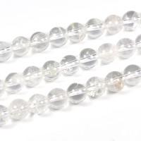 Bergkristall pärlor, 6mm