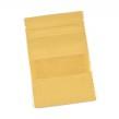Blixtlåspåsar av papper, 9x14cm