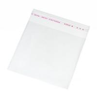 Transparenta plastpåsar, 12x14cm