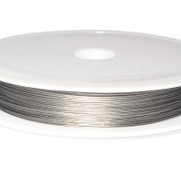 Smyckeswire, silver 0,38mm, 50m