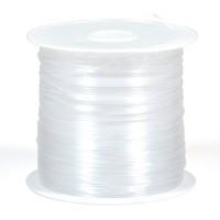 Nylontråd, ej elastisk, 0,6mm, 20m