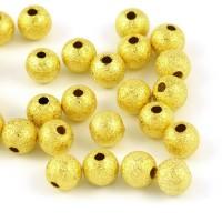 Stardust pärlor guld, 6mm