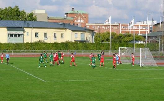 KSF Prespa Birlik - GIF Nike 3-1