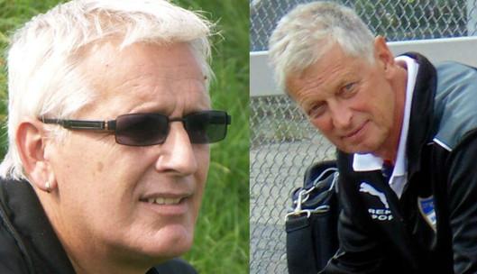 Mario Dinoni och Ulf Jonsson (till höger)