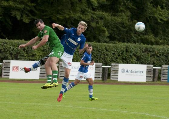 Förra årets möte slutade 0-1 på Lagavallen. Matchens enda mål gjorde av Nichlas Schön.