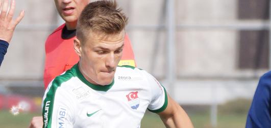 2-1 målskytten Jesper RIndmo.