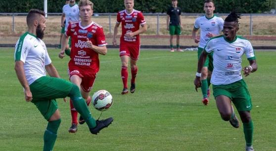Foto: Gert Jacobsson, www.fotbollsbilder.se