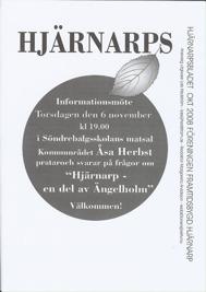 Hjärnarpsbladet Våren 2008