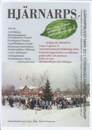 Hjärnarpsbladet Våren 2011