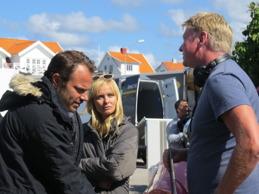 Regisören Staffan Lindberg ger regi.