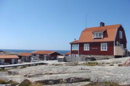 Utpost Hållö - Vandrarhemmet