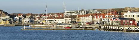 Hotell Kungshamn. Mat & boende.