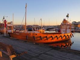 Båtfärd med Zitabåtarna mellan Kungshamn och Smögen.