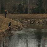 Bra fart på Regnbågen i Lillsjön