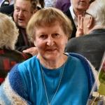 Brit Lindqvist 80år