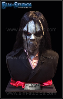 Mr SINNER BUST -