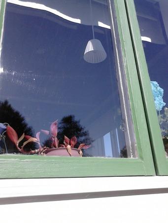 Nykittade! Känns bra att ha gjort några av fönstren. Nu återstår bara 10 stora fönster till!! Men man får ta ett då och då och och kanske ta några varje år.