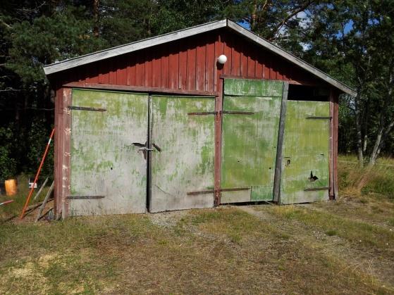 gamla garaget