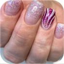 handmålat-naglar