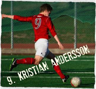 En säsong där absolut ingenting har stämt, så har en sak varit densamma som alltid. Kristian Andersson vann den interna skytteligan. Denna säsong så landar han på 11 st mål i seriespelet.