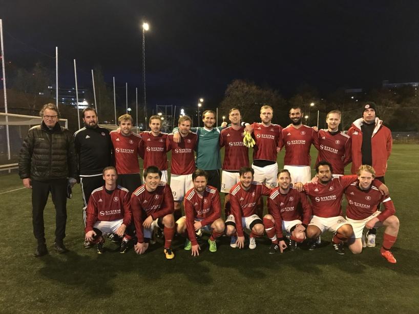 Lokomotiv Blackeberg 2018