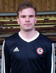 Oskar Romell kommer inte till spel under 2019 pga jobb i Mozambique.