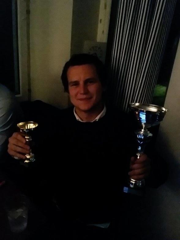 Olle Magnus Nyberg, årets stora vinnare på Loketgalan. Vann det mest prestigefylld priset, Årets MVP efter en minst sagt imponerande säsong där han varit en ledande figur på och utanför planen. Bra målskörd samt hållit en jämn och hög nivå säsongen igenom, fast att han blivit runtflyttad positionsmässigt. Vann också det nyinstiftade priset Redaktionens Pris: Årets Mål, Efter hans volleymål i sista omgången mot FK Bromma.
