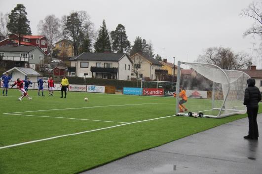 Viktor Åhlander Cevallos placerade säkert in segermålet på straff.
