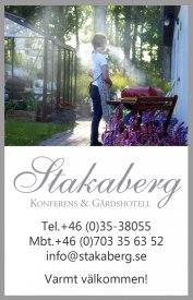 Weekendpaket Halmstad - boka in dig på ett avkopplanded weekendpaket på Stakabergs Gårdshotell i Holm mellan Halmstad och Tylösand!