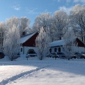Konferens en vinterdag