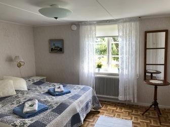 Bo på charmigt Bed & Breakfast lantligt utanför Halmstad i Halland