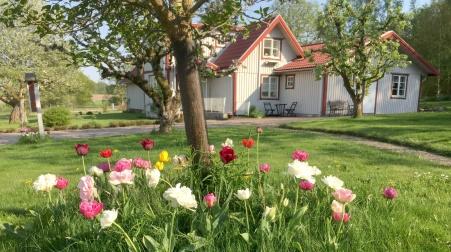 Boende på B&B och Gårdshotell i Halmstad för dig som säker långtidsboende i Halmstad, Halland