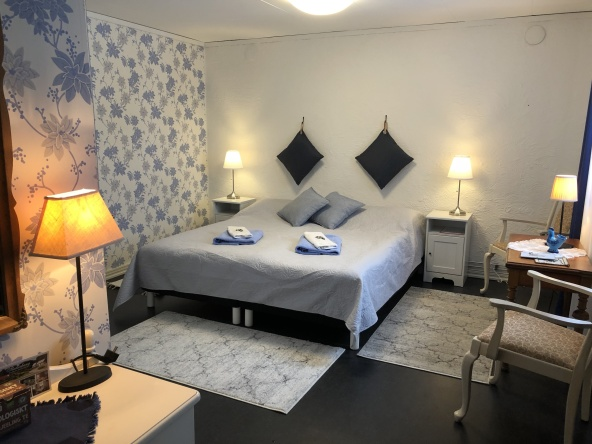 Gårdshotell nära Halmstad & Tylösand - B&B med hotellstandard