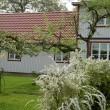 Gårdshuset på B&B Stakaberg nära Halmstad och Tylösand