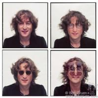 Bob Gruen John Lennon 1974