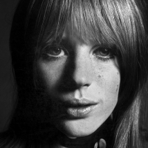 Clive arrowsmith-Marrianne-Faithfull