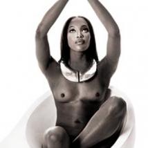Naomi, douglas kirkland