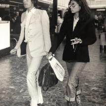 "Mick and Bianca 1972 ""whip it up"""