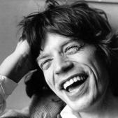 JANE BOWN Mick Jagger