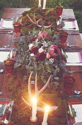 Mossa och blommor_höst