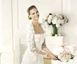 Pronovias Lyon by Elie Saab