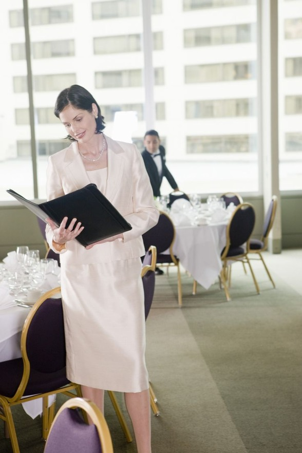 Bröllopskoordinator i lokal
