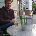 Champagne Fikadax!
