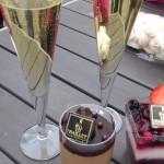 Champagne Mellanmål