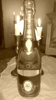 Champagne Cristal 2002