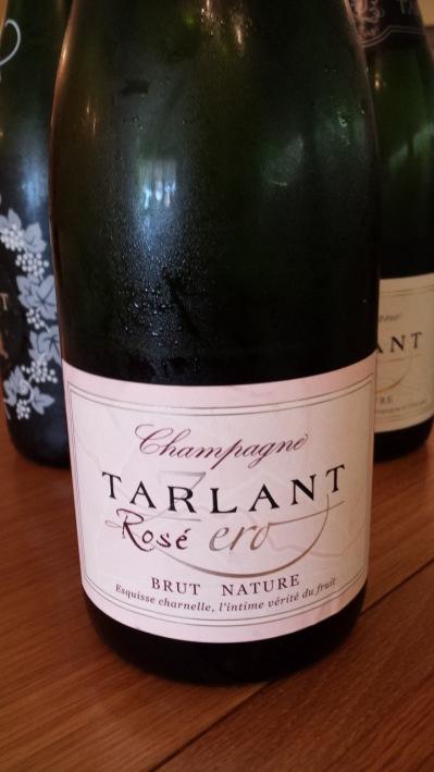 Rose Zero Extra Brut 85% Chardonnay- 15% Pinot Noir