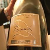 Champagne Devaux till förätten
